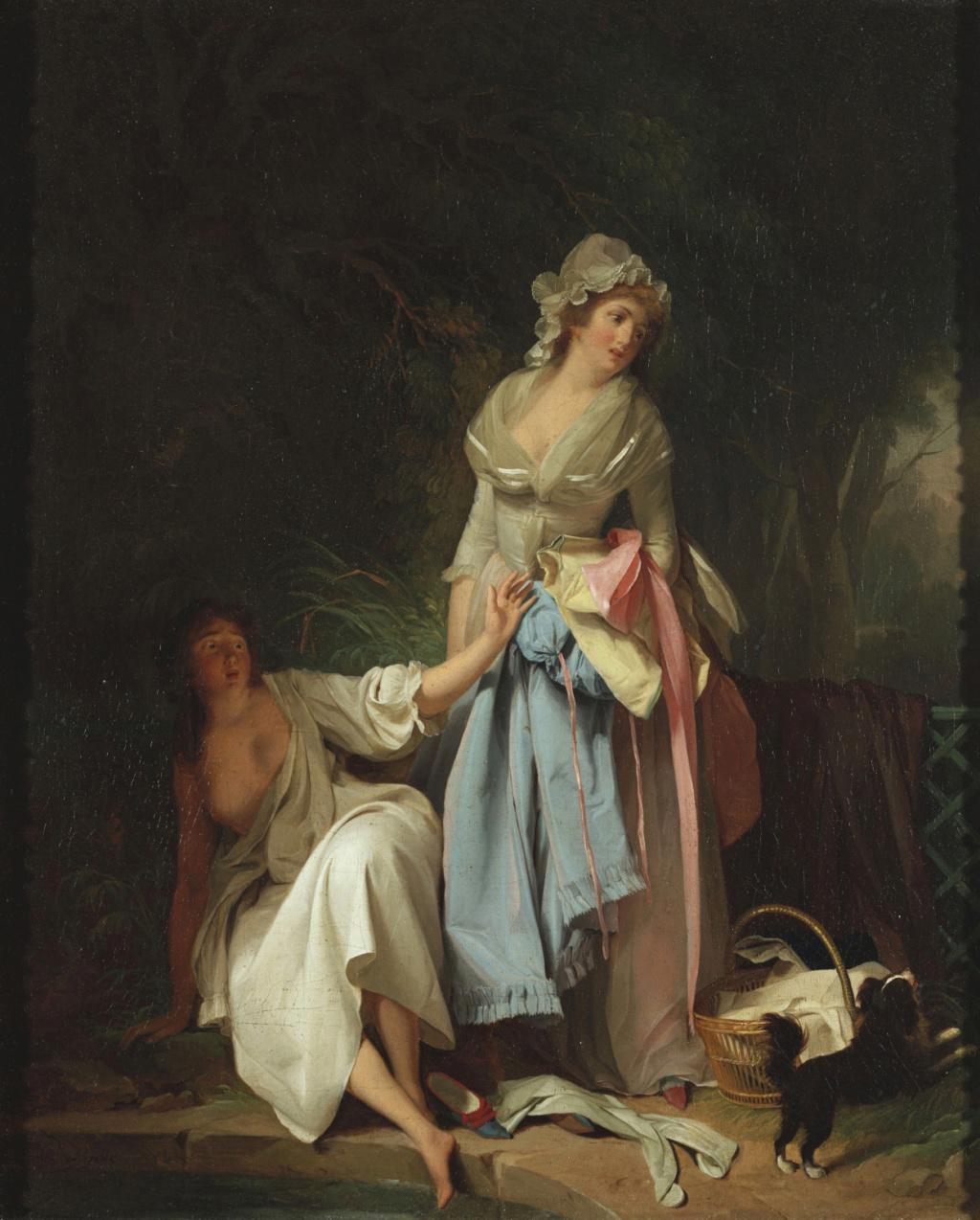 Louis-Léopold Boilly : peintre de la société parisienne de Louis XVI à Louis-Philippe B3783010