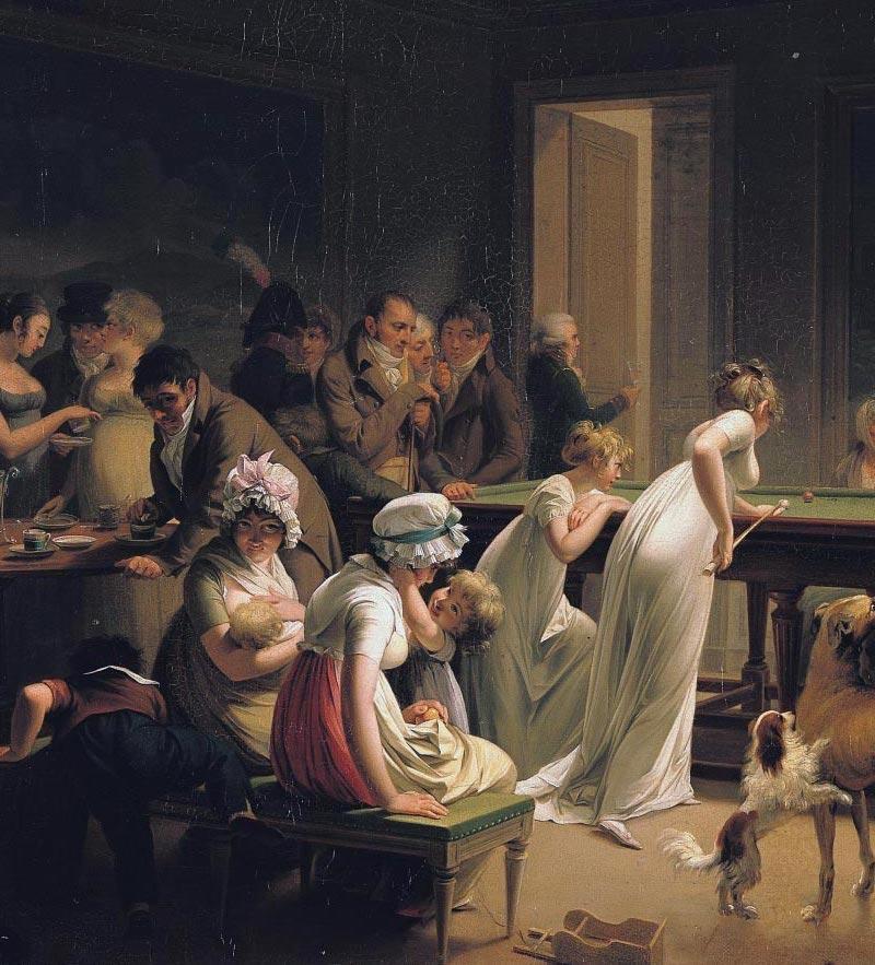 Louis-Léopold Boilly : peintre de la société parisienne de Louis XVI à Louis-Philippe B4892110