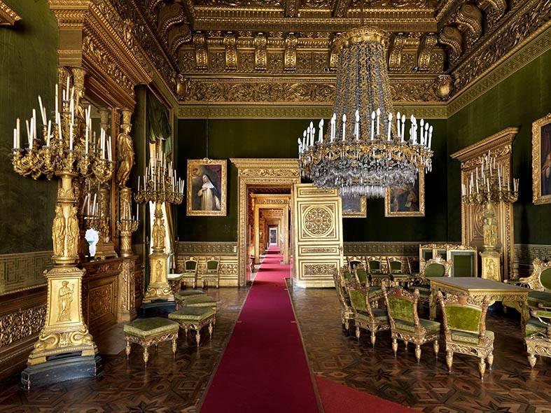 Le Palais royal de Turin (Palazzo Reale di Torino) B7zxrx10