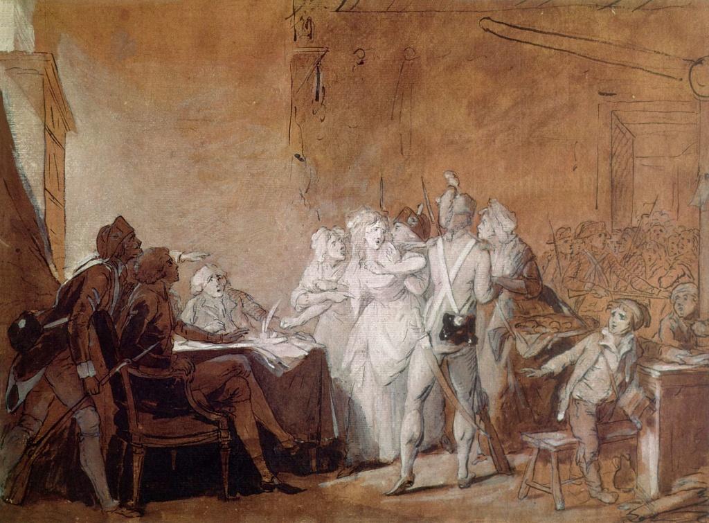 Louis-Léopold Boilly : peintre de la société parisienne de Louis XVI à Louis-Philippe B9239010