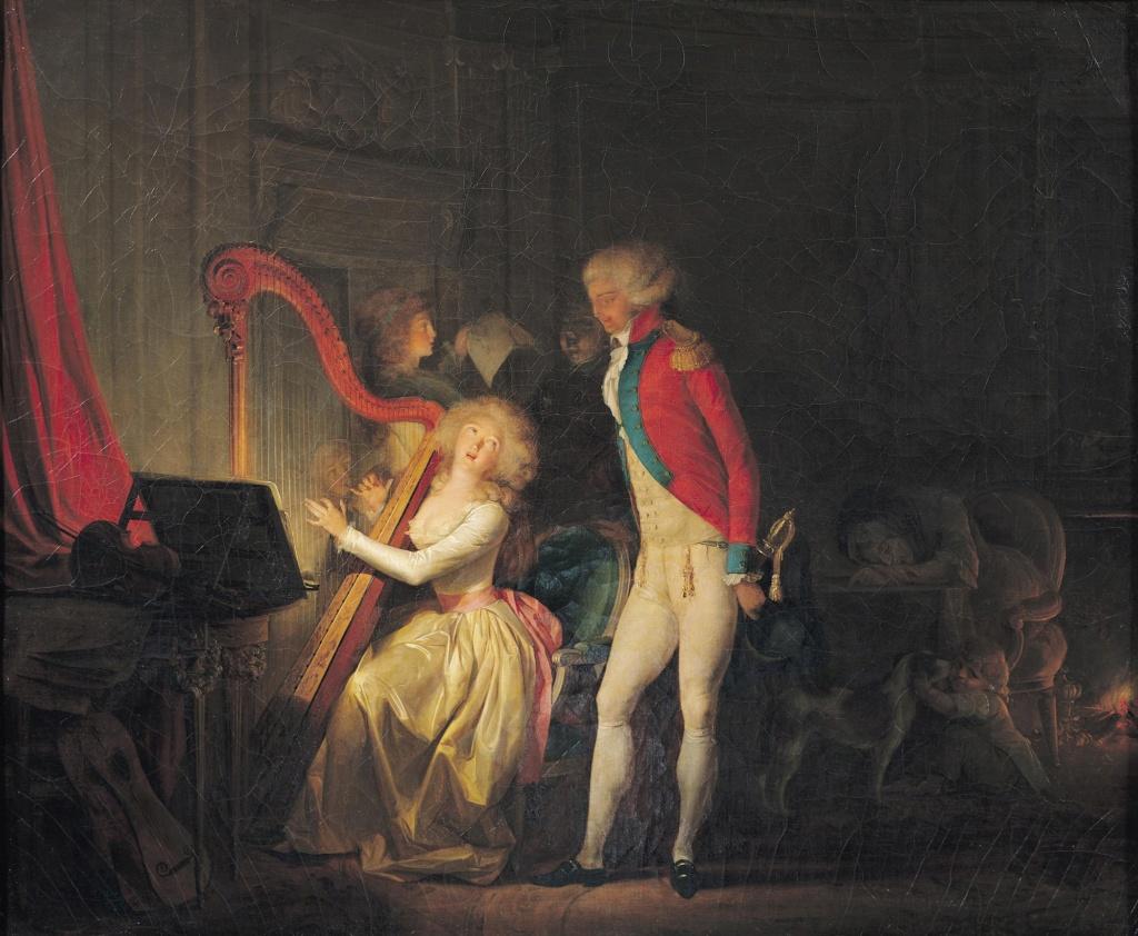 Louis-Léopold Boilly : peintre de la société parisienne de Louis XVI à Louis-Philippe B9239710