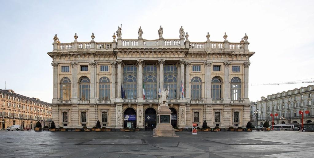 Le Palais Madame à Turin (Palazzo Madama, Torino) Barocc10