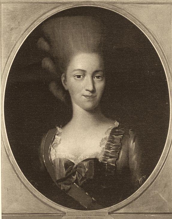 Mémoires sur la cour de Louis XVI et la société française avant 1789. Baronne d'Oberkirch Baronn11