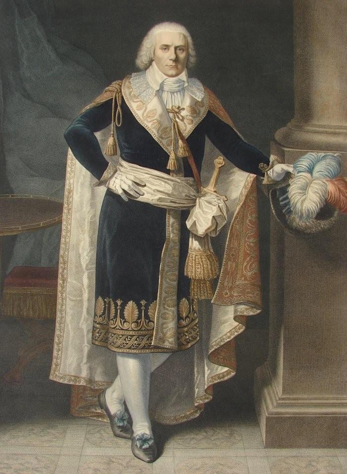 Rose de Beauharnais, impératrice Joséphine - Page 3 Barras10