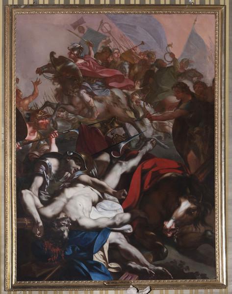 Le Palais royal de Turin (Palazzo Reale di Torino) Battag11