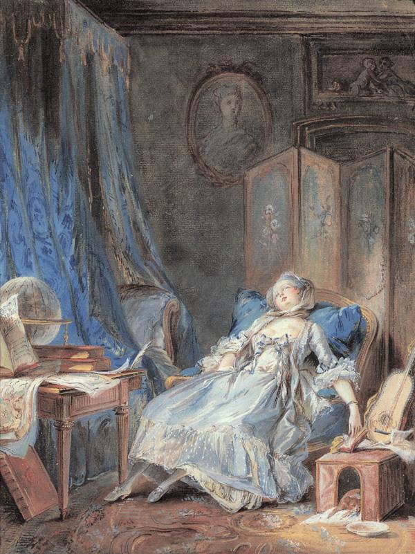 Pierre-Antoine Baudouin, dessinateur du libertinage au XVIIIe siècle Baudou13