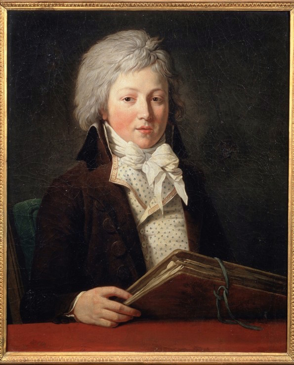 Le peintre François-André Vincent - Page 2 Bildni10