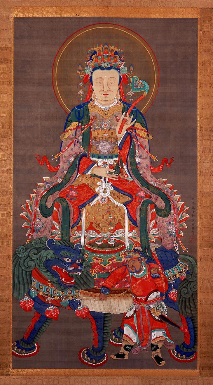 Exposition : Jakuchū (1716-1800), le Royaume coloré des êtres vivants Bodhis10