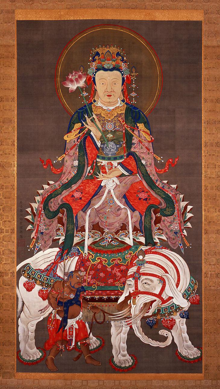 Exposition : Jakuchū (1716-1800), le Royaume coloré des êtres vivants Bodhis11