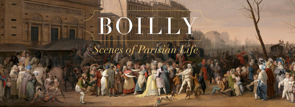 """Exposition """"Boilly : Scenes of Parisian Life"""", National Gallery (Londres) Boilly10"""
