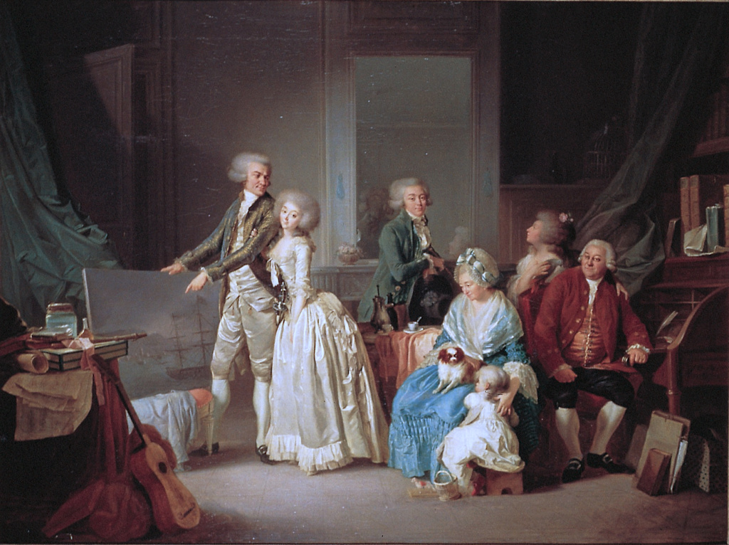 Louis-Léopold Boilly : peintre de la société parisienne de Louis XVI à Louis-Philippe Boilly16