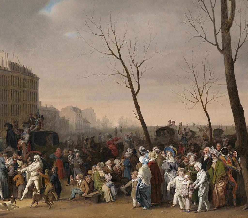 Louis-Léopold Boilly : peintre de la société parisienne de Louis XVI à Louis-Philippe Boilly23