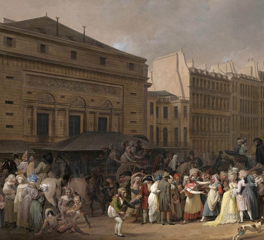 Louis-Léopold Boilly : peintre de la société parisienne de Louis XVI à Louis-Philippe Boilly24