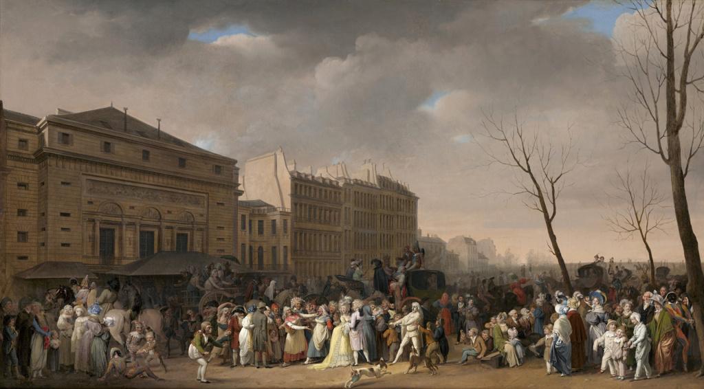 Louis-Léopold Boilly : peintre de la société parisienne de Louis XVI à Louis-Philippe Boilly25