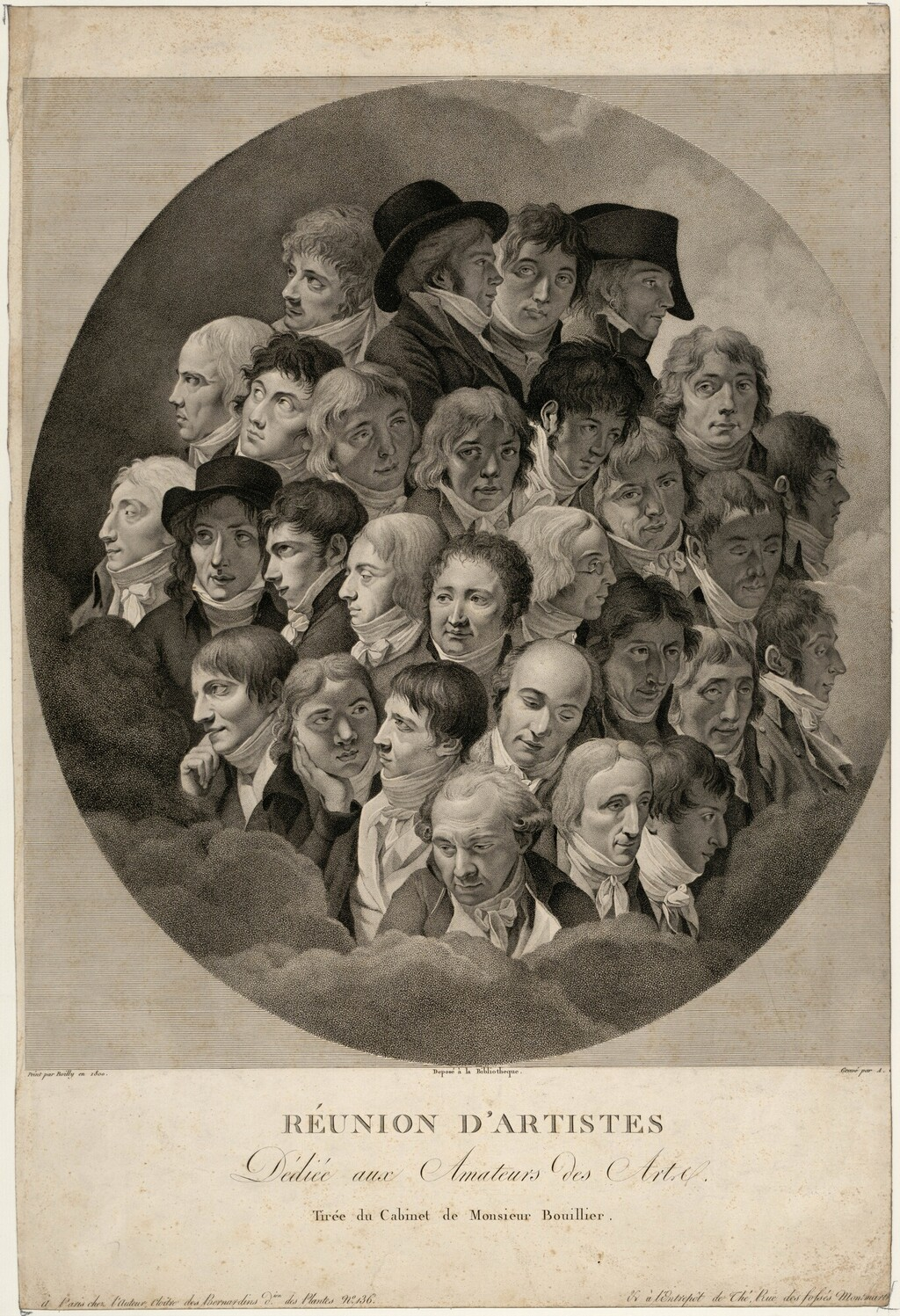 Louis-Léopold Boilly : peintre de la société parisienne de Louis XVI à Louis-Philippe Boilly26