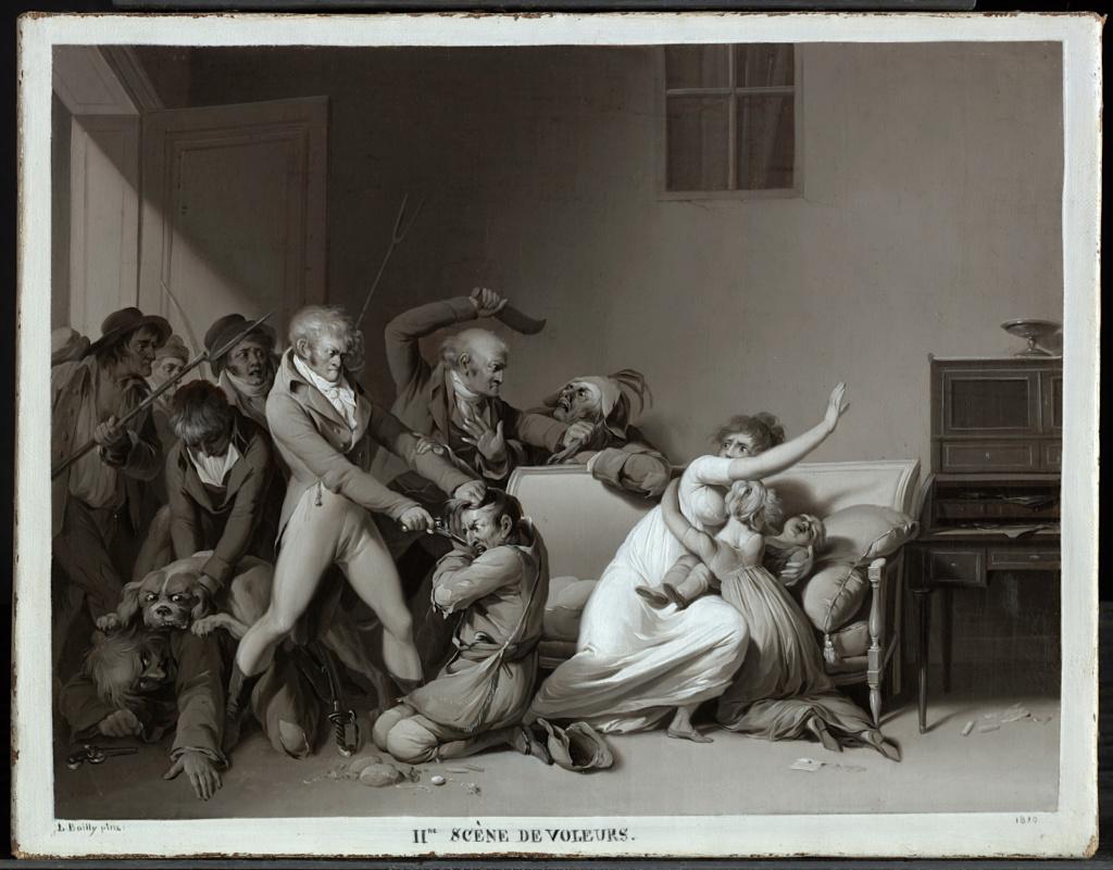 Louis-Léopold Boilly : peintre de la société parisienne de Louis XVI à Louis-Philippe Boilly32