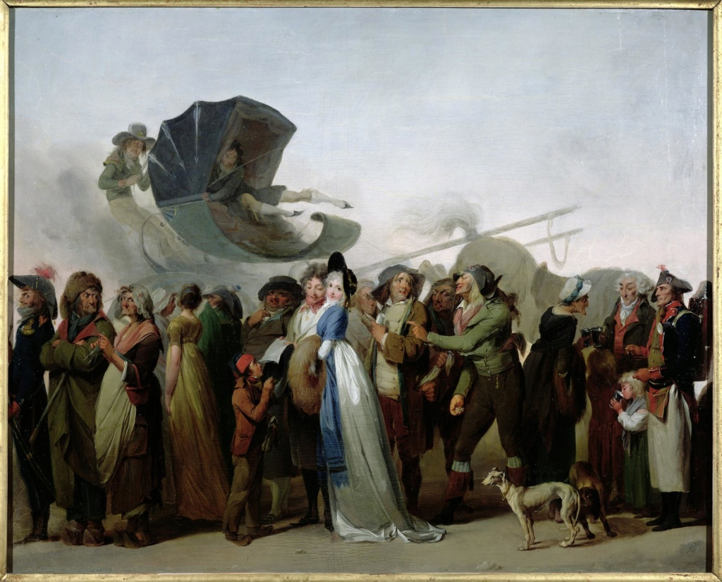 Louis-Léopold Boilly : peintre de la société parisienne de Louis XVI à Louis-Philippe Boilly33