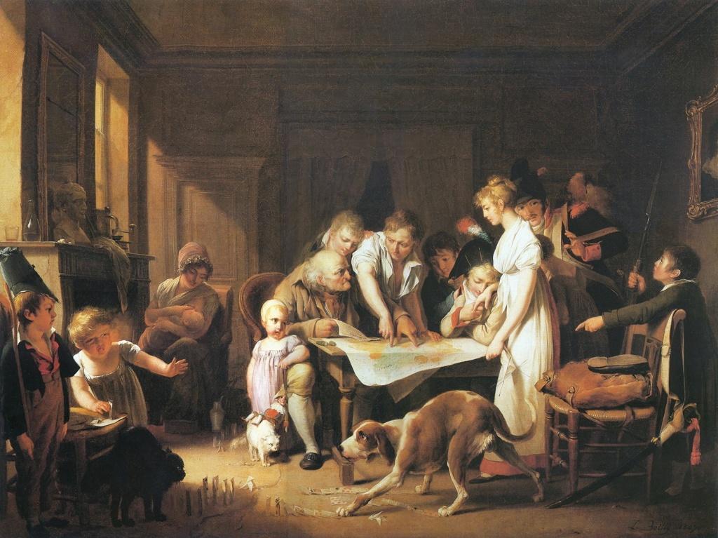 Louis-Léopold Boilly : peintre de la société parisienne de Louis XVI à Louis-Philippe Boilly35