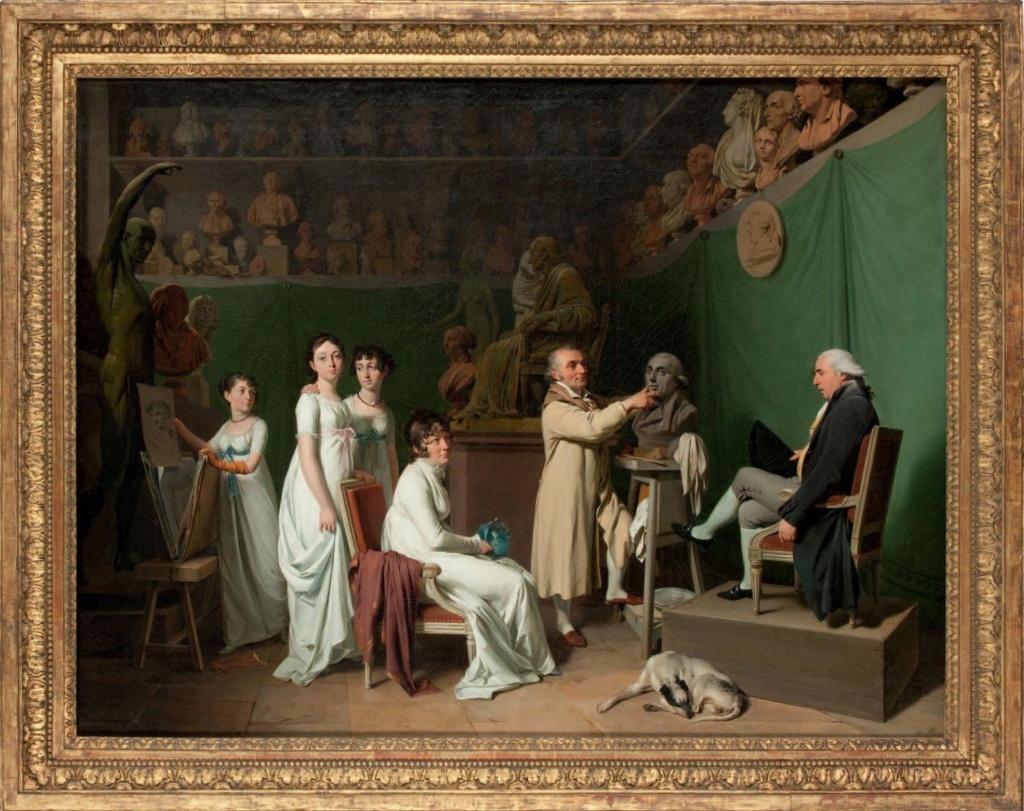 Louis-Léopold Boilly : peintre de la société parisienne de Louis XVI à Louis-Philippe Boilly39