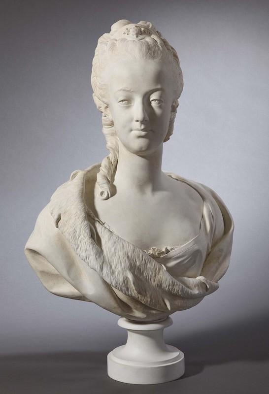 Marie-Antoinette et la famille royale : la collection d'Alain Bancel - Page 3 Boizot13