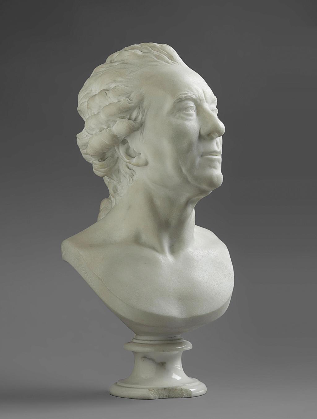 Jean-Antoine Houdon, le sculpteur des Lumières Buffon13