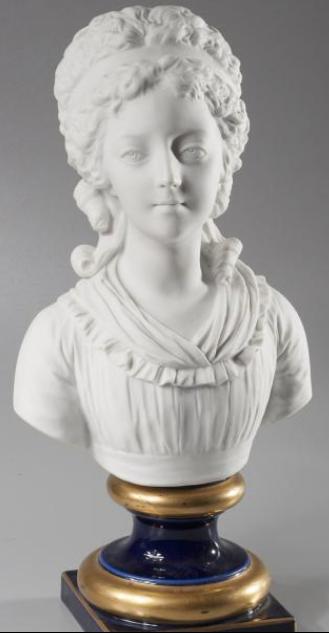Portraits en buste et sculptures de Madame Royale Buste_10