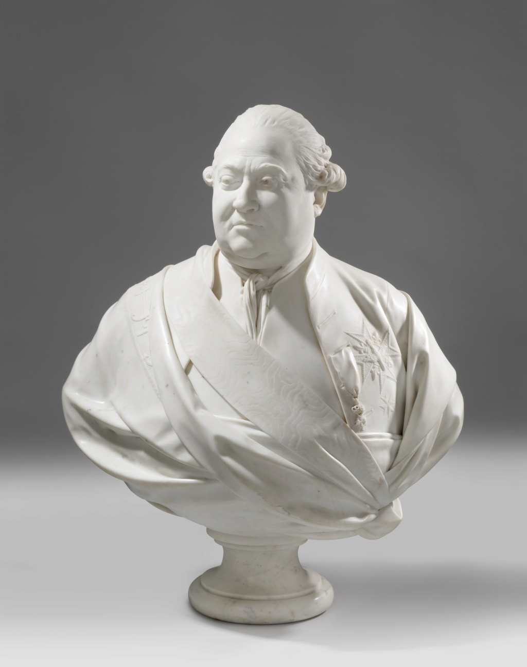 Jean-Antoine Houdon, le sculpteur des Lumières Buste_15