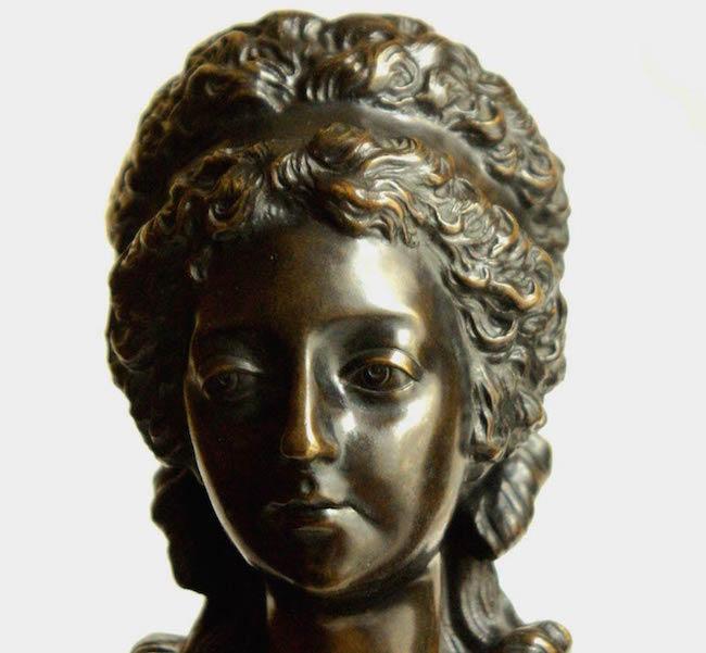 Portraits en buste et sculptures de Madame Royale Bustes14