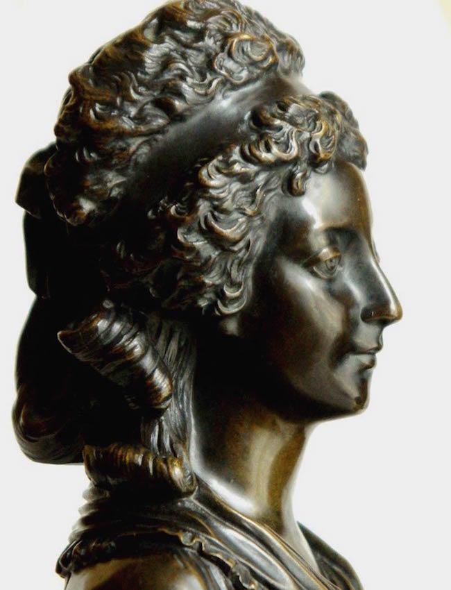 Portraits en buste et sculptures de Madame Royale Bustes15