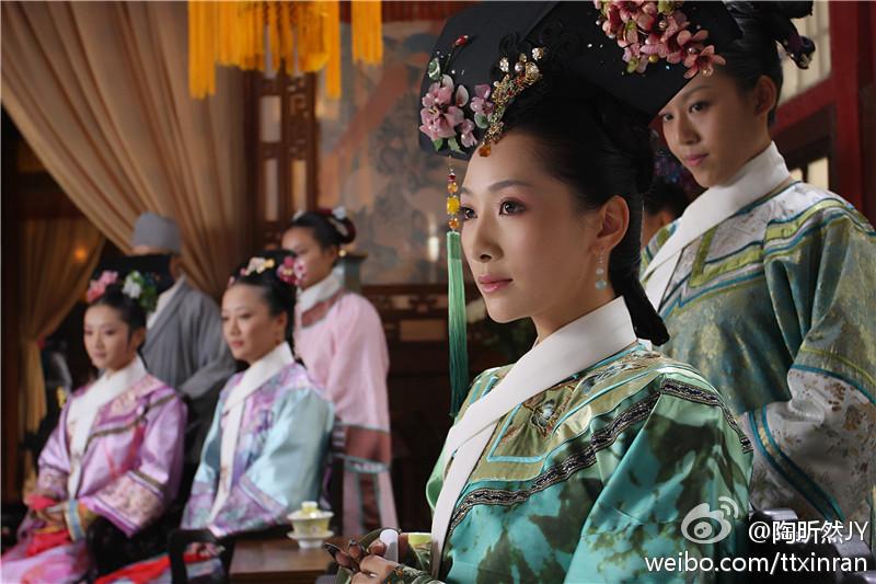 Série : The Legend of Zhen Huan (Empresses in the Palace), les atours de l'aristocratie chinoise au XVIIIe siècle Bvnx010