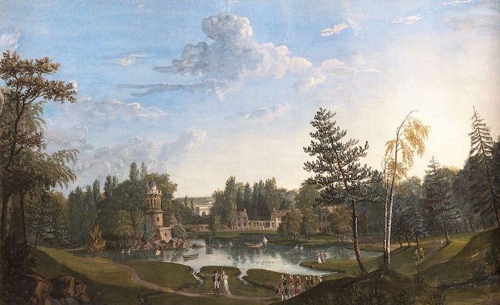 Le Théâtre de la reine (Trianon) : de la Révolution à la fin du XIXe siècle C37dba11
