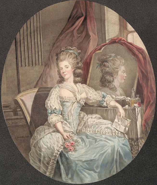 Mademoiselle Rosalie Duthé C623e910