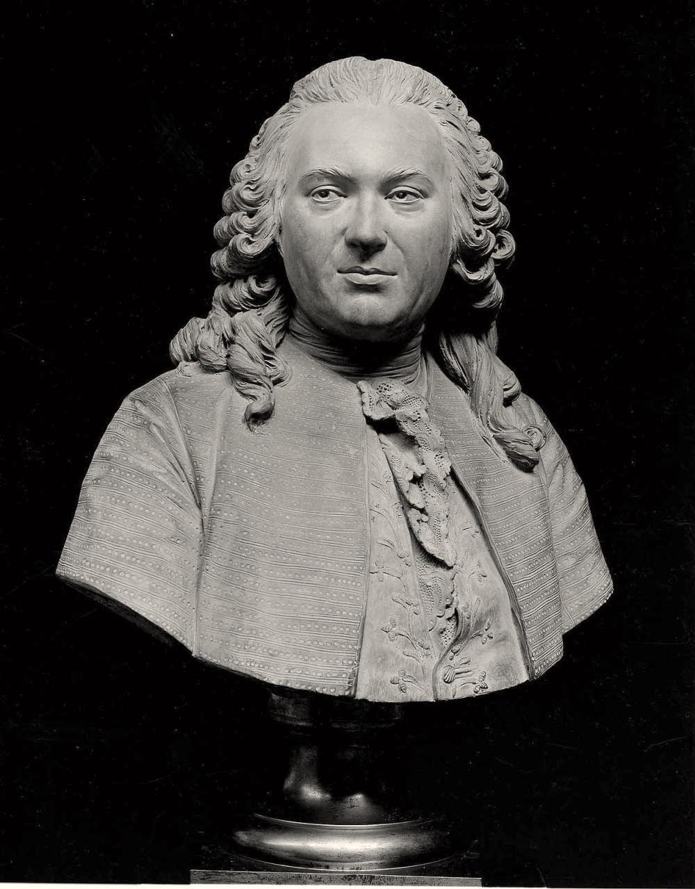 Jean-Antoine Houdon, le sculpteur des Lumières C679910
