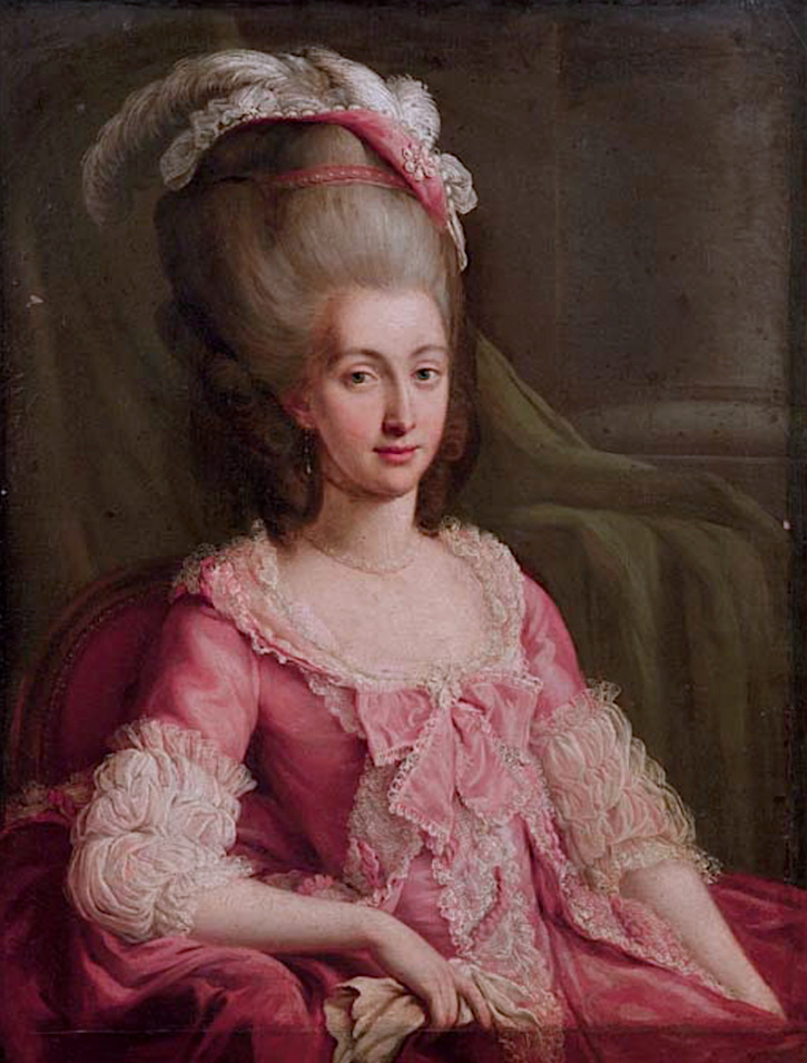 Savoie - Marie-Thérèse de Savoie, comtesse d'Artois - Page 2 Ca-17810