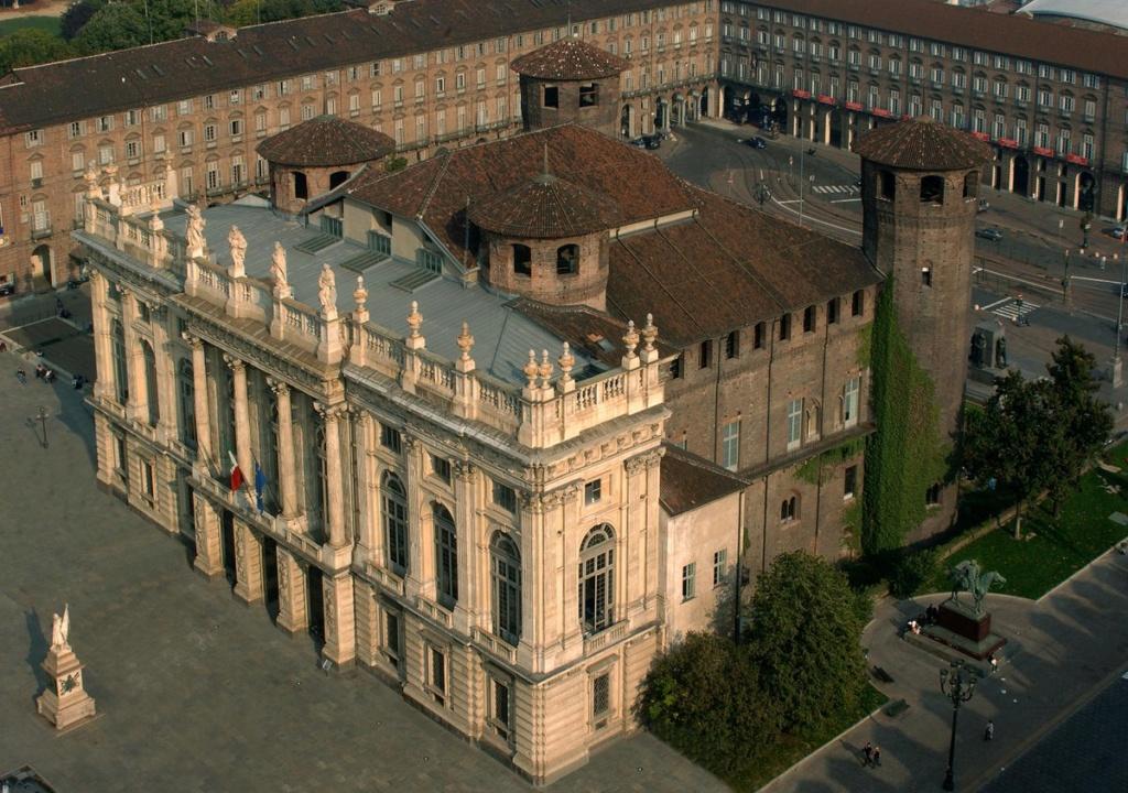 Le Palais Madame à Turin (Palazzo Madama, Torino) Ca9fjc10