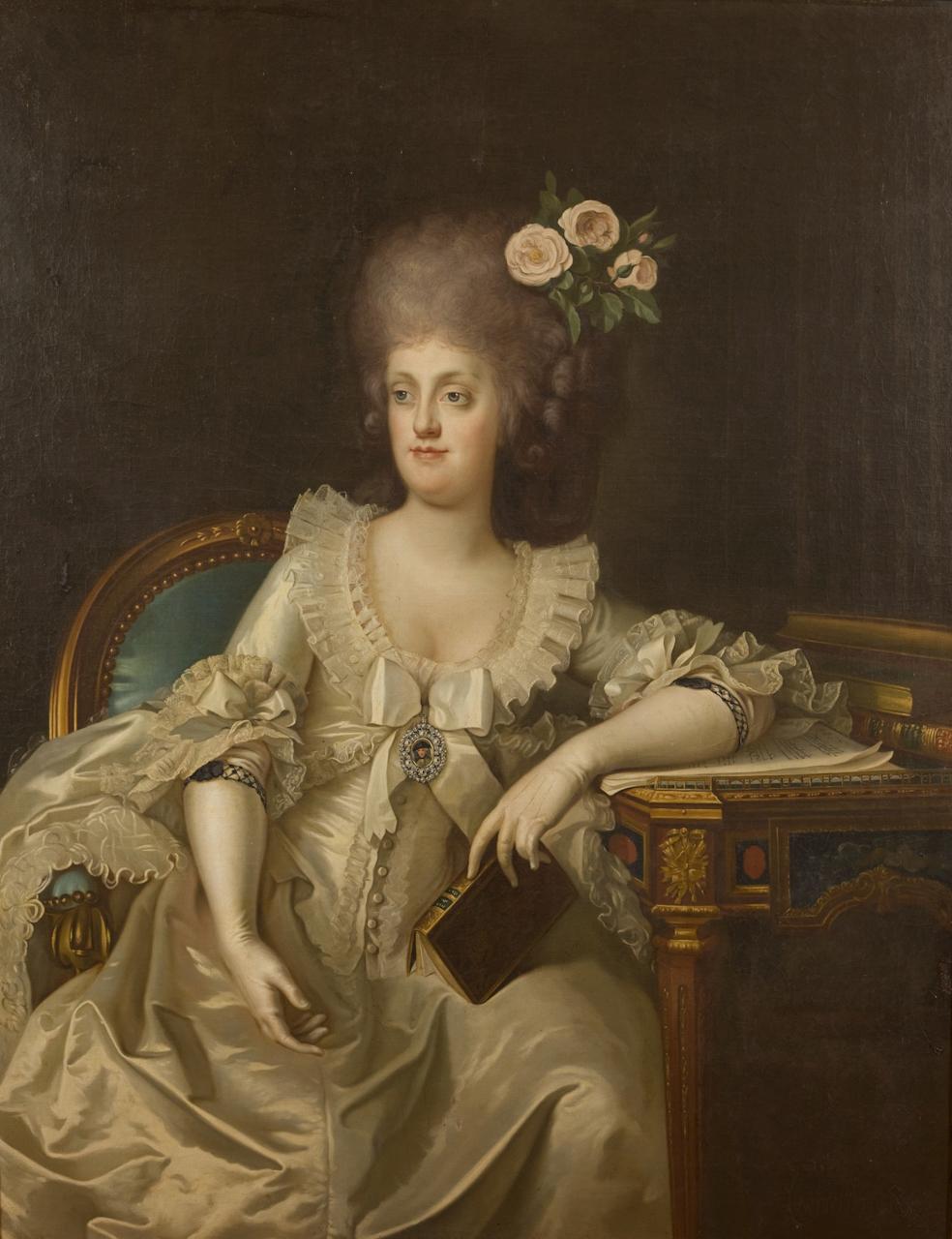 Portraits de Marie Caroline d'Autriche, reine de Naples et de Sicile - Page 4 Camill11