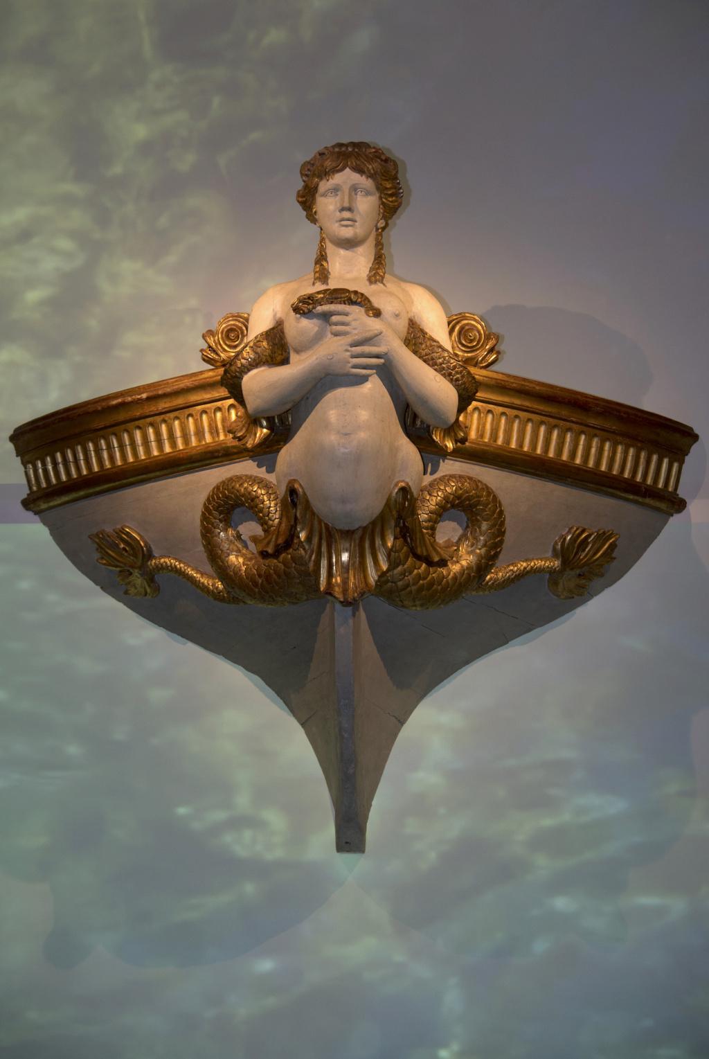 Le canot de promenade de Marie-Antoinette à Versailles Canot_12