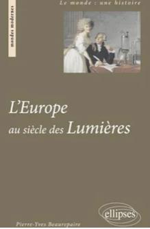 Les Lumières et le monde. De Pierre-Yves Beaurepaire Capt1034