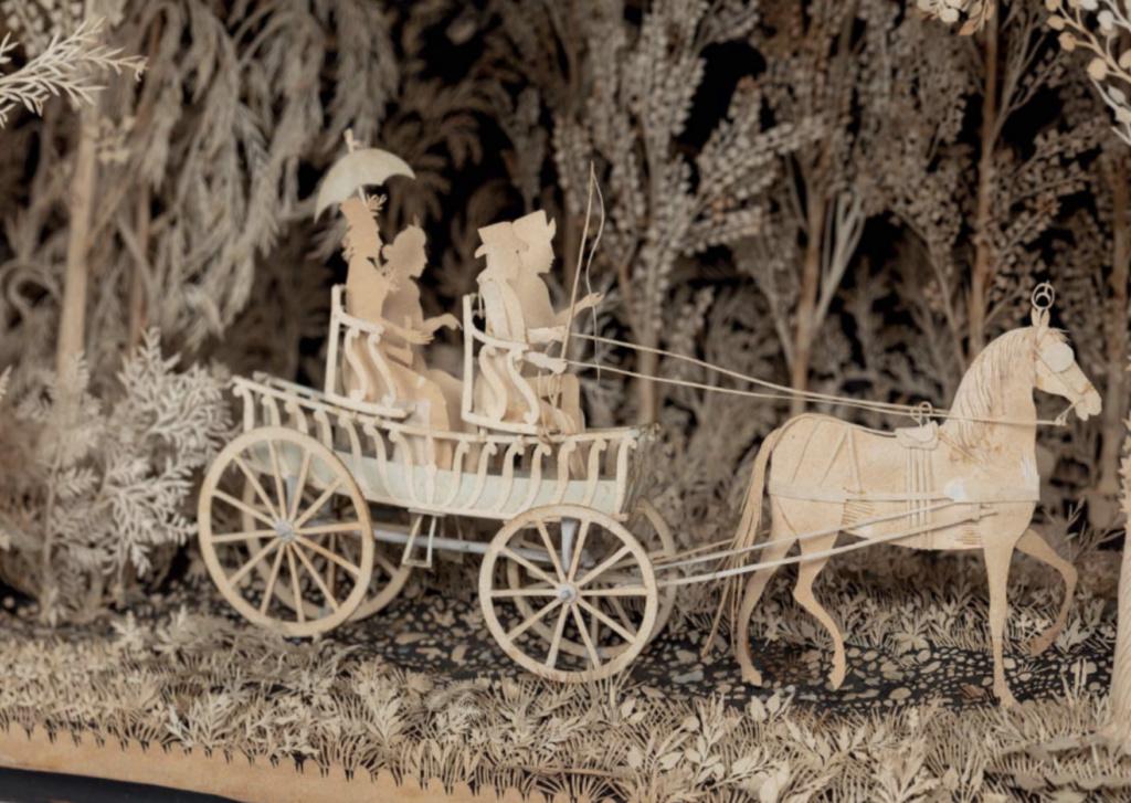 L'art des découpures : figures en papier découpées Capt1061