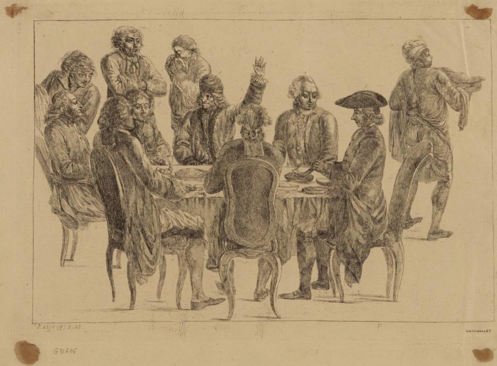 L'art des découpures au XVIIIe siècle : figures en papier découpé et canivets Capt1066
