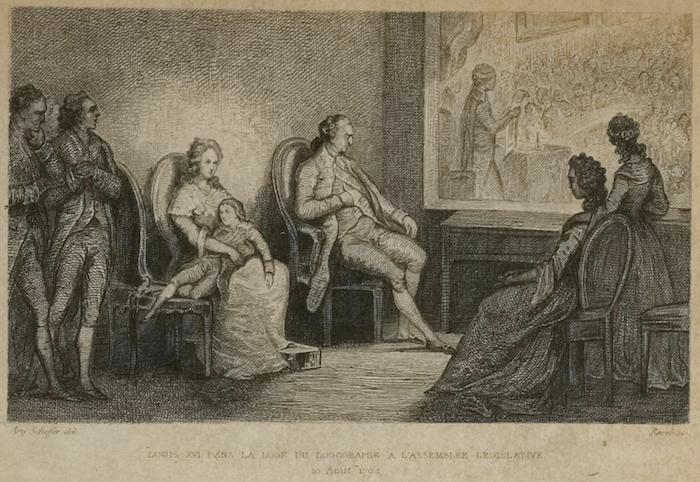 Louise-Emmanuelle de Châtillon, princesse de Tarente, duchesse de la Trémoille - Page 2 Capt1091