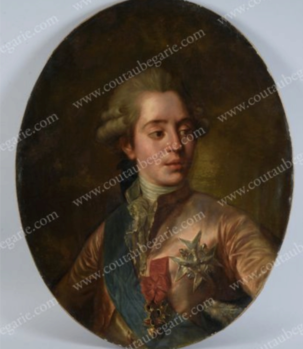 Le comte Charles-Philippe d'Artois, futur Charles X - Page 4 Capt1105