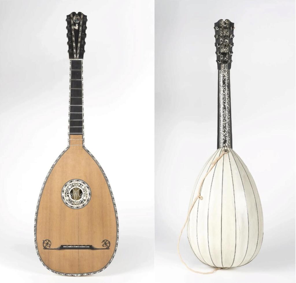 Une guitare-luth (et non pas une mandoline) ayant appartenu à Marie-Antoinette ?  - Page 2 Capt1114
