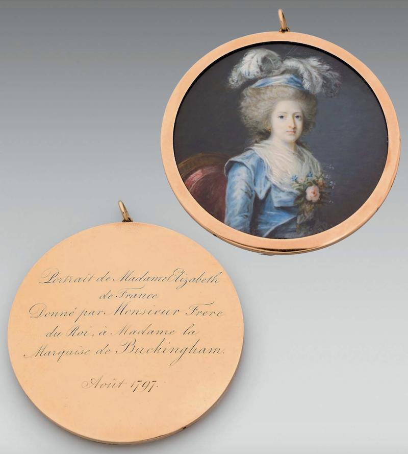 Madame Élisabeth, sœur  de Louis XVI - Page 8 Capt1137