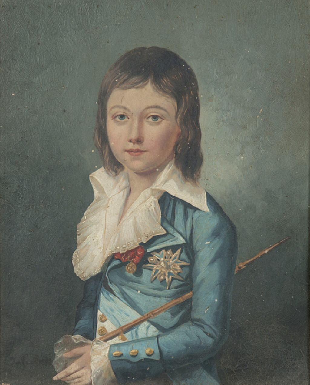 Louis-Charles, second dauphin, puis Louis XVII - Page 13 Capt1161
