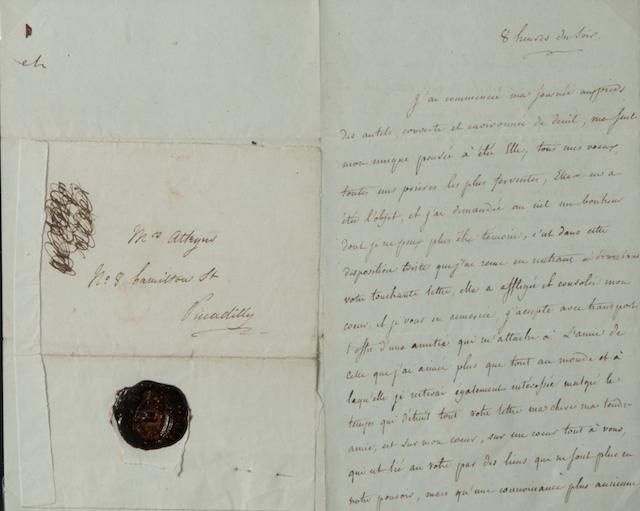 Louise-Emmanuelle de Châtillon, princesse de Tarente, duchesse de la Trémoille - Page 2 Capt1165