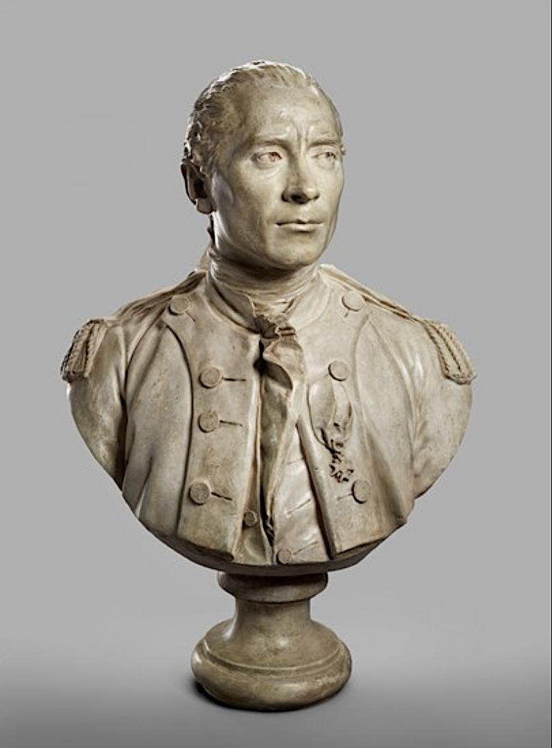 Jean-Antoine Houdon, le sculpteur des Lumières Capt1179