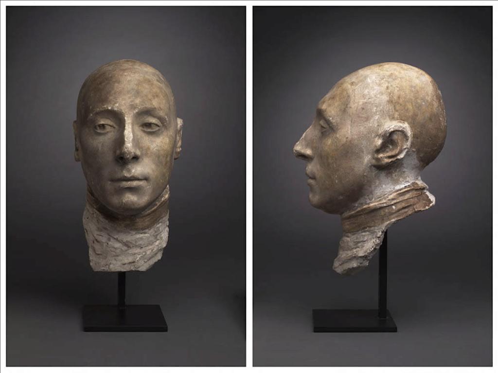 Jean-Antoine Houdon, le sculpteur des Lumières Capt1181