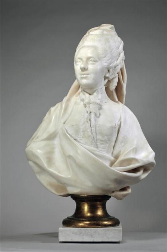 Jean-Antoine Houdon, le sculpteur des Lumières Capt1182