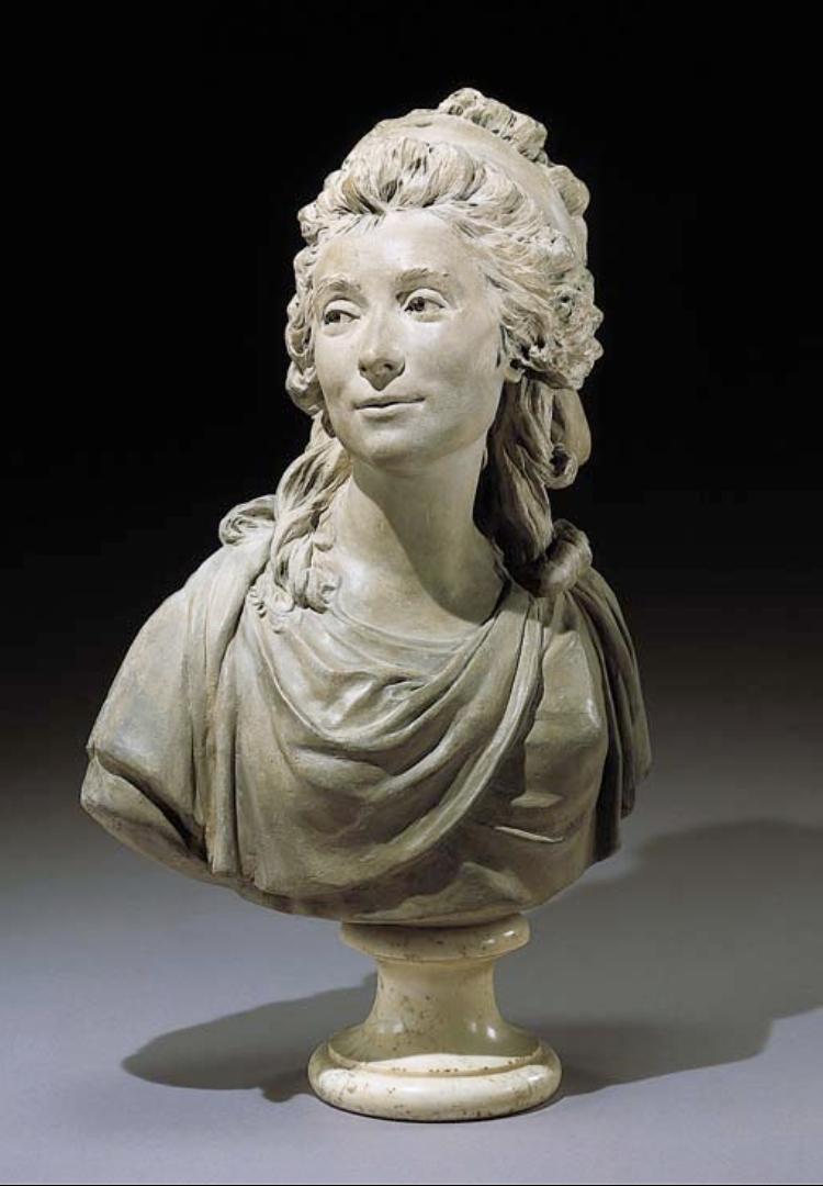 Jean-Antoine Houdon, le sculpteur des Lumières Capt1193